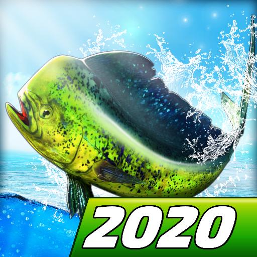 Pegue na sua cana e parta numa aventura! Jogo de pesca #1 em 2019. Fishing Game!