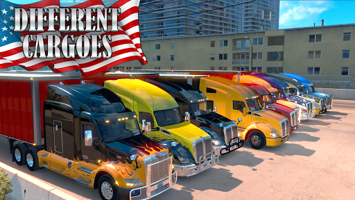 USA Truck Simulator PRO 1.5 Cheat screenshots 1