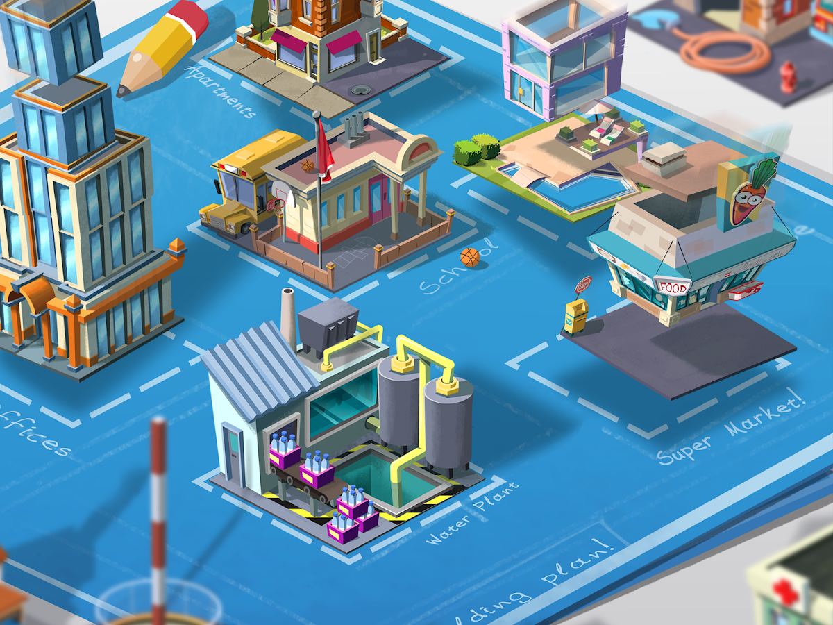 Build Away! - Idle City Game- screenshot