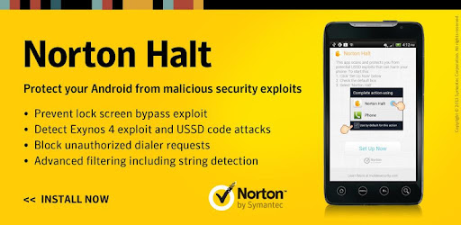 Norton Halt exploit defender - Apps on Google Play