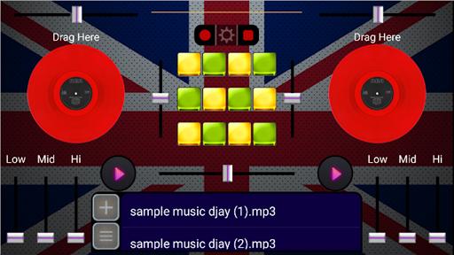 DJ Music Mixer - DJ Simulator for PC