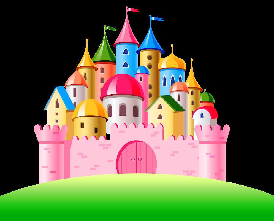 Transparent Pink Castle jQzK1K9ctP0SByQTdfdH