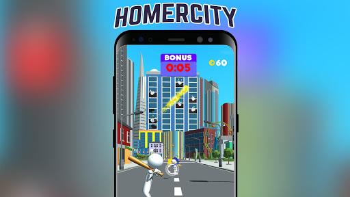 Télécharger gratuit Homer City APK MOD 2