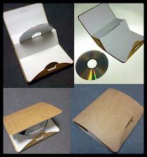 Photo: Case especial para Discos - Um por capa.