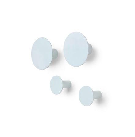 PONTO Väggkrok Set/4, Micro Chip