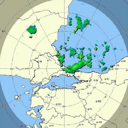 İstanbul Yağmur Radarı