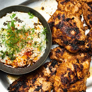 Chile-and-Yogurt-Marinated Grilled Chicken.