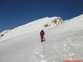 Photo: IMG_2272 Marco verso lo Zevola, tentiamo verso passo loria