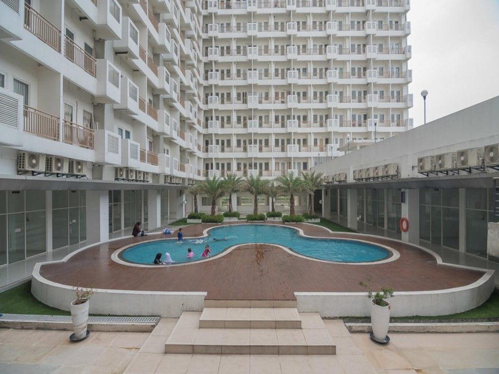 Sentul Tower Apartment view