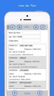 EBP ERP (Gestion + CRM + SAV)- screenshot thumbnail