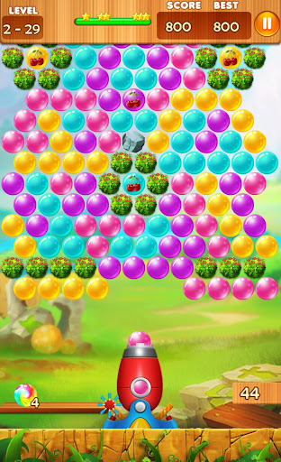 Bubble Frenzy
