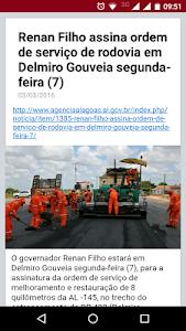 Agência Alagoas screenshot 1
