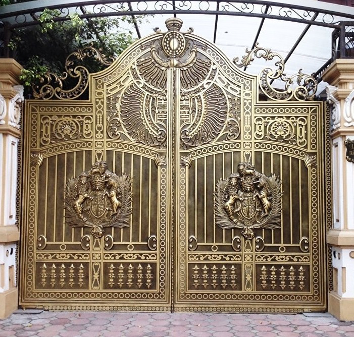 Chia sẻ các lợi ích đặc biệt của cửa cổng tự động