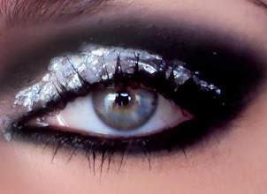 Photo: foglia argento occhi !!
