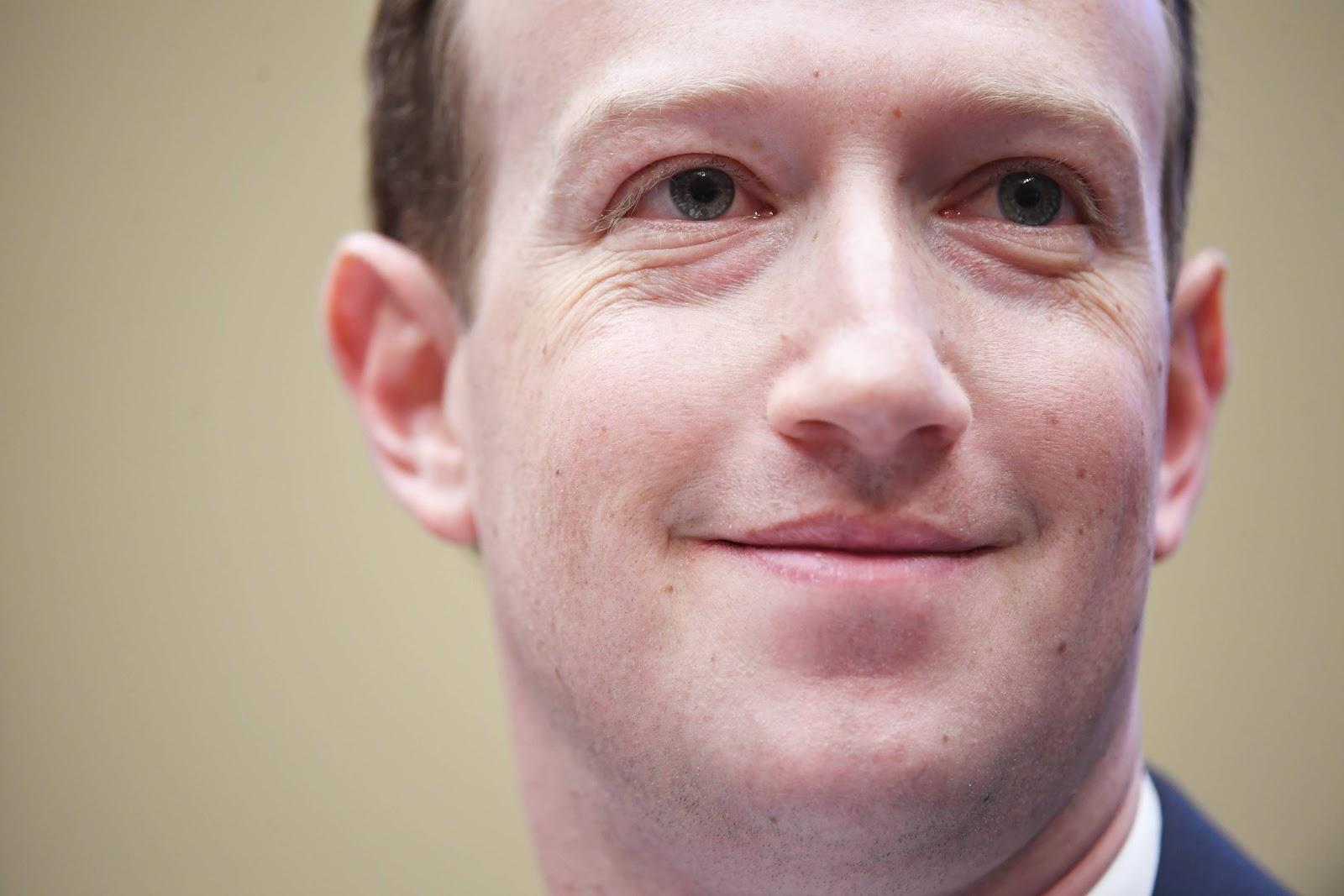Mark Zuckerberg, The white man censoring everyone in 2020