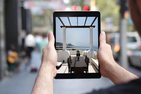 Modern Terrace Design - náhled