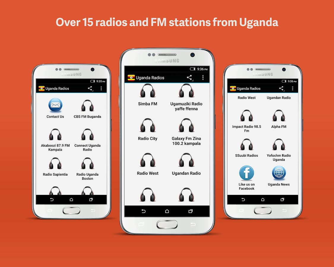 Uganda Radio Free- screenshot