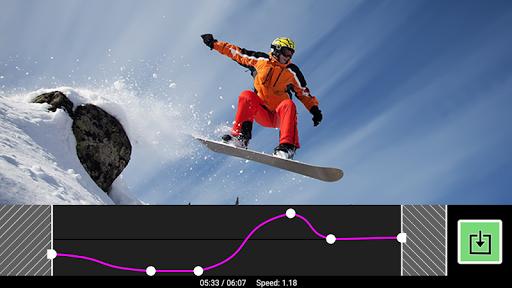Slow motion video FX: fast & slow mo editor 1.3.4 screenshots 7