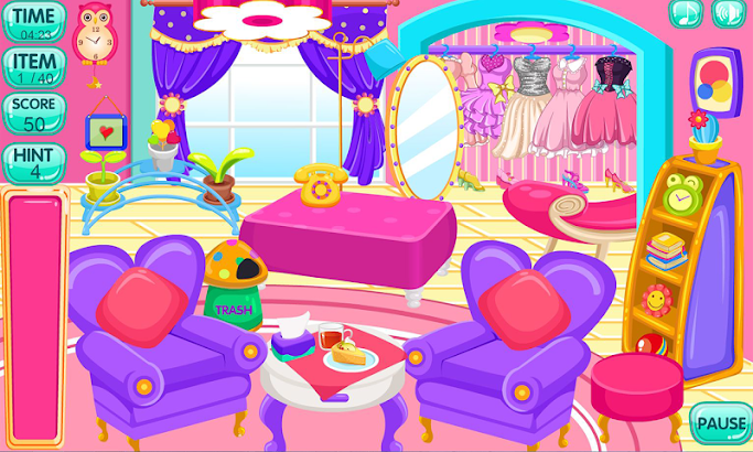 Dressing Rooms Clean Up- screenshot thumbnail