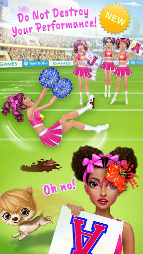 Hannah's Cheerleader Girls - Dance & Fashion 3.0.8 screenshots 2