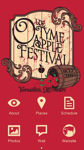 Versailles Olde Tyme Festival