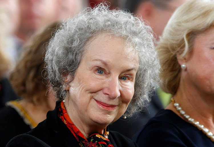 Canadian writer Margaret Atwood. Picture: REUTERS/RALPH ORLOWSKI