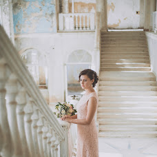 Wedding photographer Mariya Paramonova (Lagrima). Photo of 03.10.2017