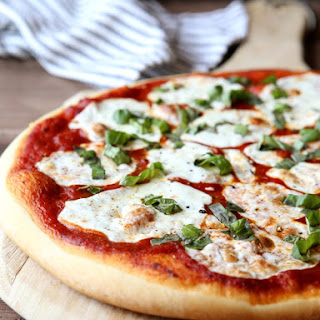 Quick and Easy Pizza Dough.