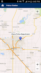 Clovis PD Mobile- screenshot thumbnail