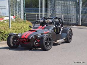 Photo: ...mit GSXR 1000 Motor!