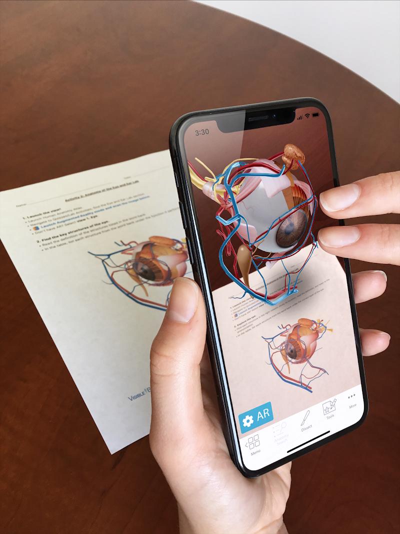 Human Anatomy Atlas 2020: Complete 3D Human Body APK Cracked