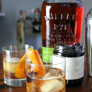 Introducing Lyrics & Libations and the Rye Whiskey Old Fashioned Recipe