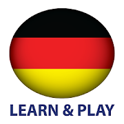 Learn and play. German words - vocabulary & games