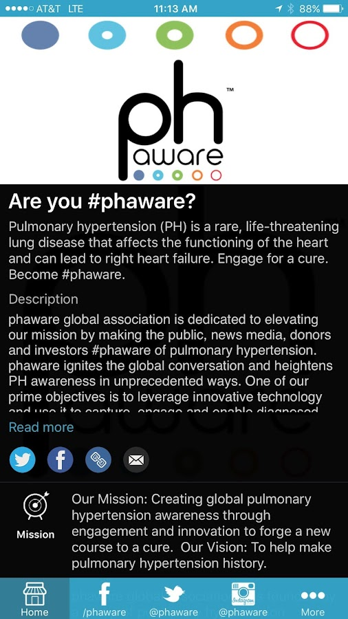 phaware- screenshot