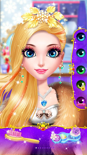Princess Beauty Salon - Birthday Party Makeup  screenshots 12