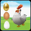 Egg Rush : Catch The Eggs icon