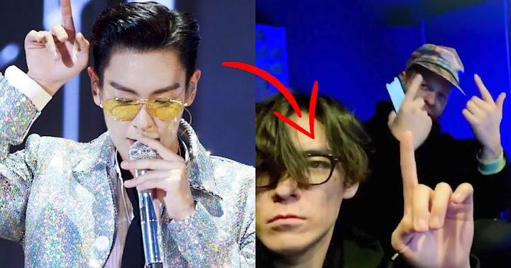T.O.P din Big Bang i-a răspuns unui fan care l-a întrebat dacă face muzică nouă