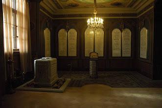 Photo: Romanov tombs - St. Petersburg, Russia