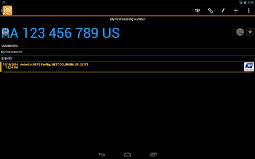 TrackChecker Mobile 2.25.8 screenshots 16