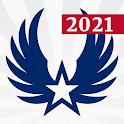 Citizen Now. US Citizenship Test 2021 icon