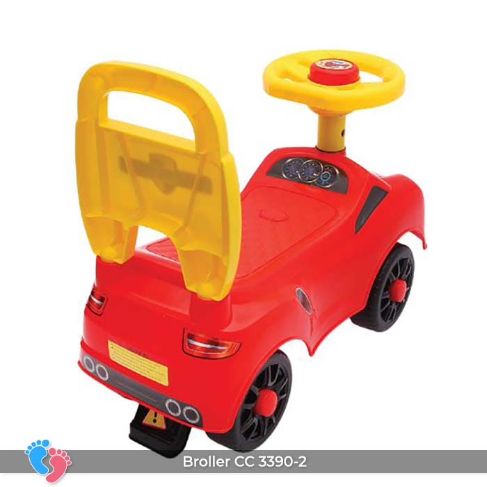 Chòi chân ô tô cho bé Broller CC-3390-2 14