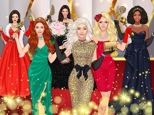 Actress Dress Up - Fashion Celebrity apktram screenshots 9