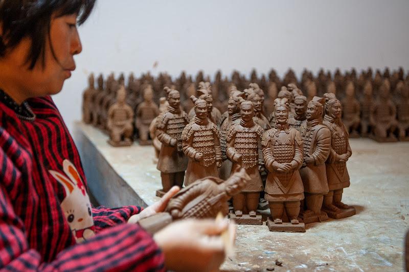 Esercito in miniatura di loredana de sole