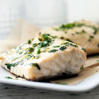 Easiest Baked Halibut