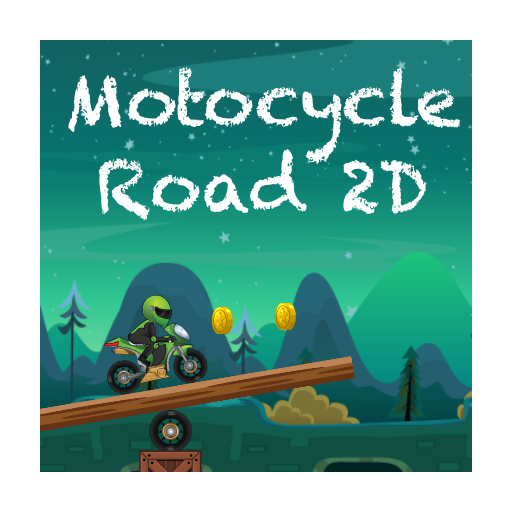 Motocycle Road 2D