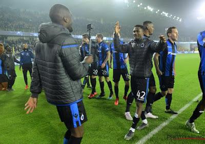 Double bonne nouvelle pour le FC Bruges avant le déplacement à Genk