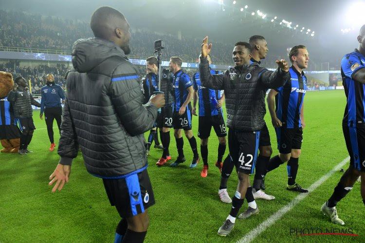 Fans slaken een zucht: dubbel goed nieuws voor Club Brugge in aanloop naar clash in en tegen Genk