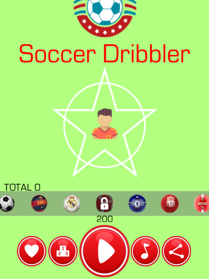 Euro Champions Soccer Striker- screenshot