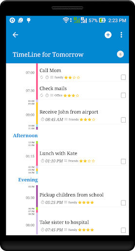Doaide: To-Do List Timeline