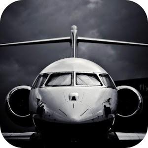 Airplane Flight Live Wallpaper